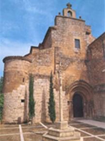 Torre defensiva - Iglesia
