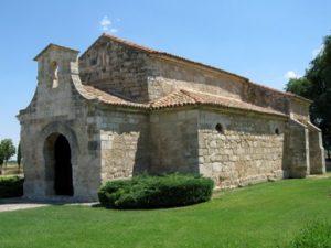 Iglesia visigótica de San Juan de Baños - Palencia