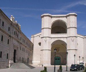 Fachada de San Benito - Valladolid