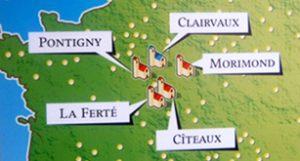Monasterios de Citeaux
